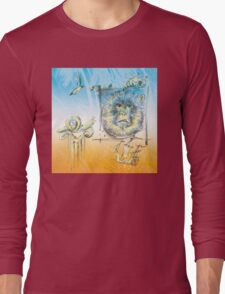 King of the Apes Long Sleeve T-Shirt