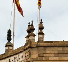 Banco de Espana Sticker