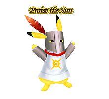 PRAISE THE SUN!!!!! Photographic Print
