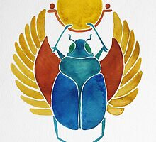 Scarab by Cat Coquillette