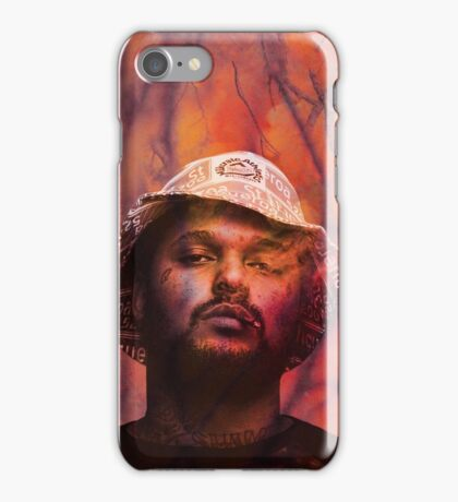 ScHoolboyQ - Design iPhone Case/Skin