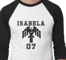 Isabela team shirt Men's Baseball ¾ T-Shirt