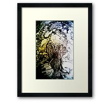The Ood be with you. Framed Print