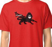 rasta lion judah dub Classic T-Shirt