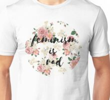 feminism is rad Unisex T-Shirt