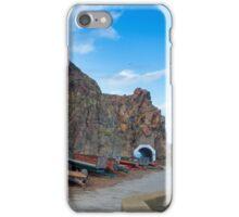 Coastal scene on Sark iPhone Case/Skin