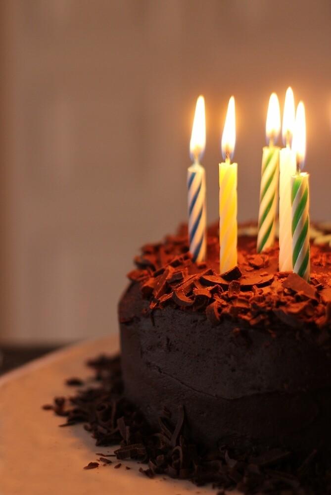 Birthday Wishes by Tracy Friesen