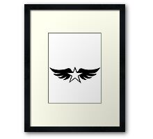 Spread the Wings Framed Print