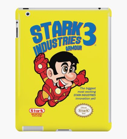 Stark Bros 3 iPad Case/Skin