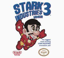 Stark Bros 3 One Piece - Short Sleeve