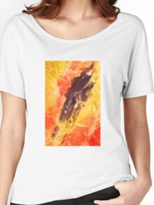 Dolphins During Summer Women's Relaxed Fit T-Shirt