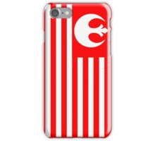 Rebel States of America iPhone Case/Skin