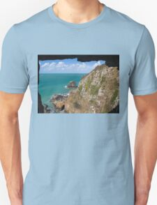 Window in the rock , sark Unisex T-Shirt