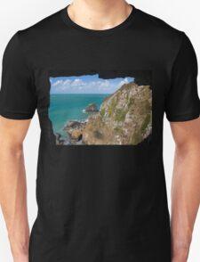Window in the rock , sark T-Shirt