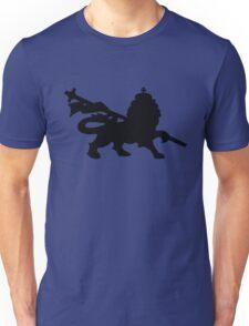 rasta lion judah dub Unisex T-Shirt