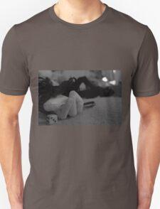 Doll hand & Dice Unisex T-Shirt