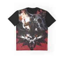 The Witcher - Gerald Graphic T-Shirt