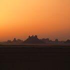 Saharan Morning by Omar Dakhane