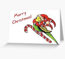 Christmas Keet Greeting Card