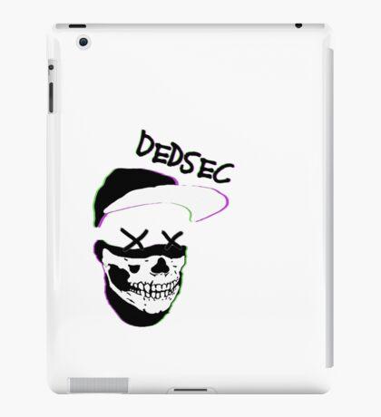 DedSec graffiti art iPad Case/Skin