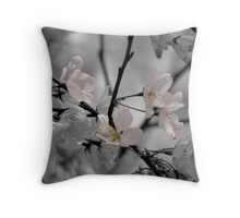 Just a Dash of Pink Throw Pillow