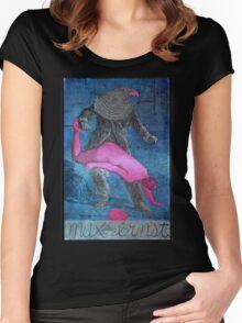 The Mars Volta Birdman Women's Fitted Scoop T-Shirt