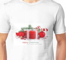 Merry Christmas 2016-1 Unisex T-Shirt