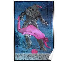 The Mars Volta Birdman Poster