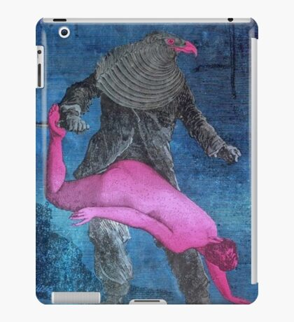 The Mars Volta Birdman iPad Case/Skin