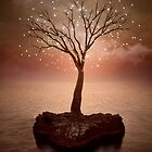 The Strong Grows In Solitude (Tree of Solitude) by soaringanchor