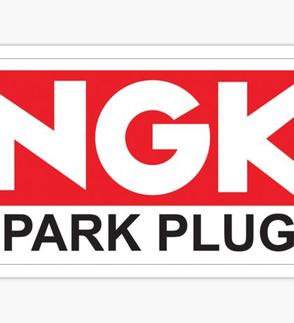 NGK Classic Decal Sticker