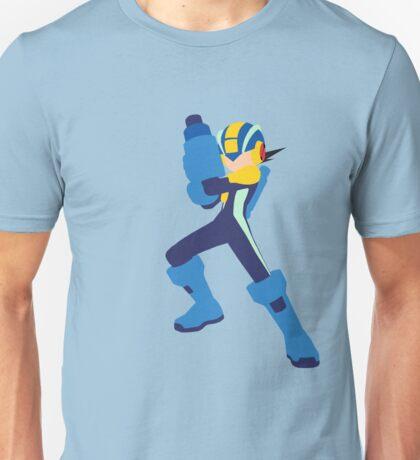 Megaman.exe Minimalism Unisex T-Shirt