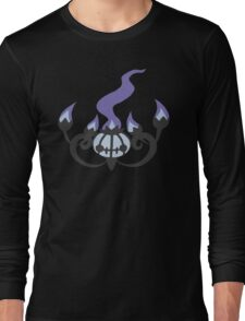 Chandelure Minimalist Long Sleeve T-Shirt