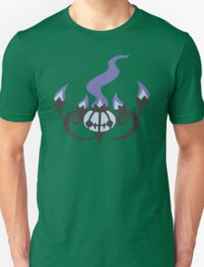 Chandelure Minimalist Unisex T-Shirt