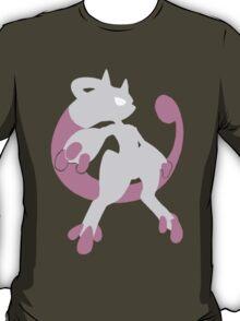 Mega-Mewtwo Y Minimalist T-Shirt