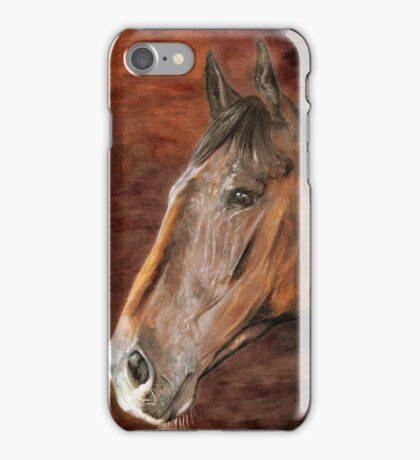 THE STILLNESS OF THE EVENING iPhone Case/Skin