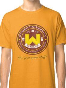 Wumbology Univiversity Classic T-Shirt