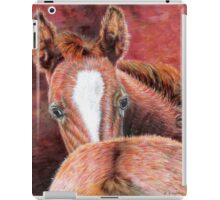 LITTLE RED REEF iPad Case/Skin