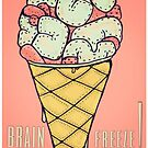 Brain Freeze by Melissa de Klerk