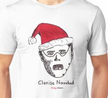 I wanna wish you a merry Christmas! Unisex T-Shirt