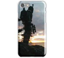 Boba Fett Over Sunset iPhone Case/Skin