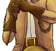 Buffalo Bill: Pony Express Rider Sticker