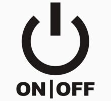 Power button on off by Designzz