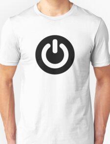 Power button symbol T-Shirt