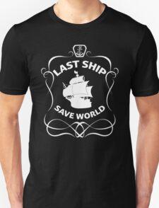 Last Ship Save World T-Shirt