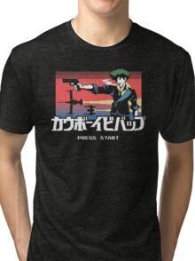 Retro Bebop Tri-blend T-Shirt