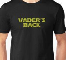 Star Wars Vader's Back Unisex T-Shirt