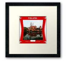 Poland - People Of The Fields Framed Print