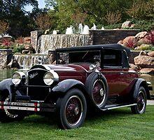 1928 Packard 526 Convertible Coupe II by DaveKoontz