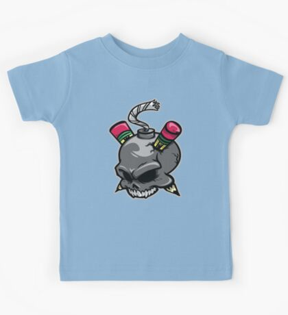 Create or Destroy Logo Kids Tee